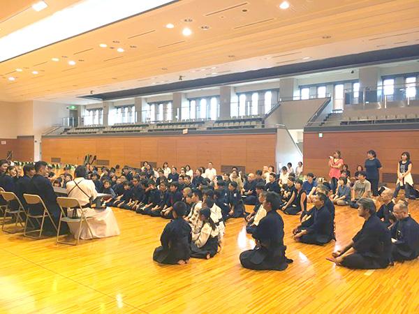 剣道プロジェクト滋賀大津