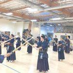 剣道指導&日米剣道交流会