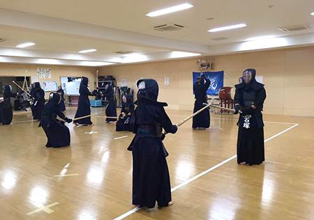 東京剣道部
