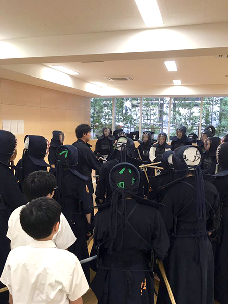 広尾学園剣道部