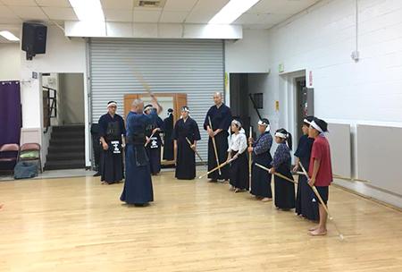 アメリカ剣道プロジェクト