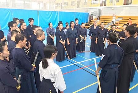 ホーチミン剣道