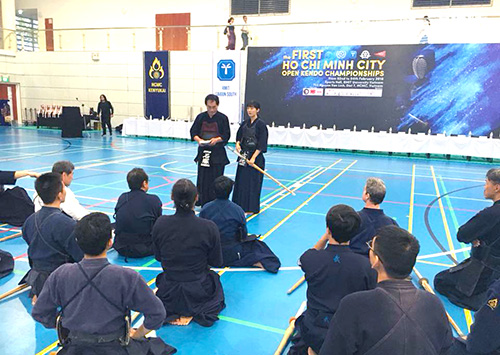 Việt Nam Lớp Kendo